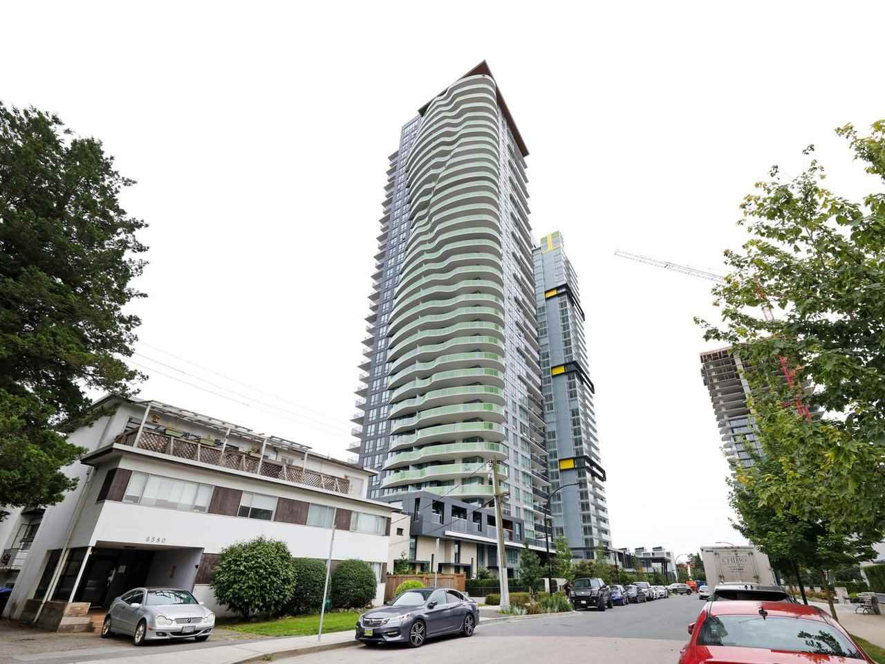 """Main Photo: 3008 6638 DUNBLANE Avenue in Burnaby: Metrotown Condo for sale in """"Midori by Polygon"""" (Burnaby South)  : MLS®# R2496874"""
