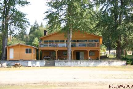 Main Photo: #2; 8758 Holding Road in Adams Lake: Waterfront with home House for sale : MLS®# 110447