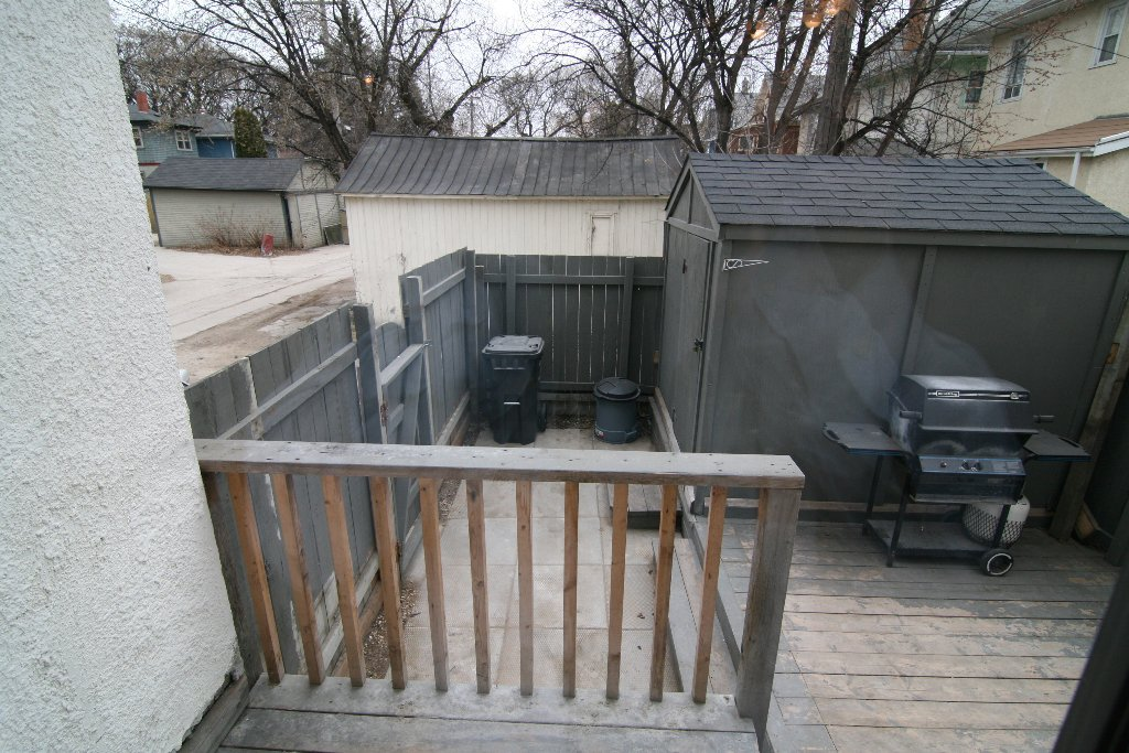 Photo 27: Photos: 1113 Wolseley Avenue in Winnipeg: West End / Wolseley Residential for sale (West Winnipeg)  : MLS®# 1105994