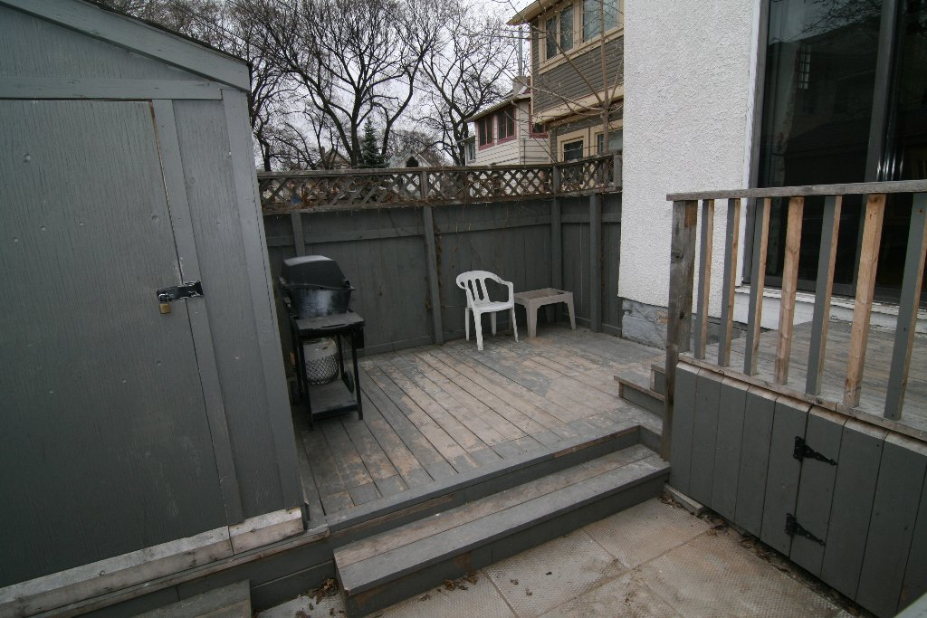 Photo 25: Photos: 1113 Wolseley Avenue in Winnipeg: West End / Wolseley Residential for sale (West Winnipeg)  : MLS®# 1105994