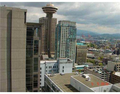 Main Photo: # 2208 610 GRANVILLE ST in Vancouver: Condo for sale : MLS®# V828403