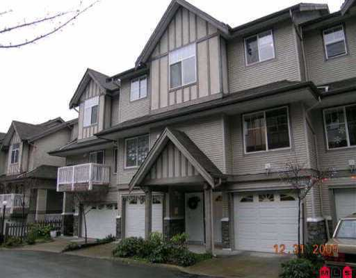 "Main Photo: 39 15133 29A AV in White Rock: King George Corridor Townhouse for sale in ""Stonewoods"" (South Surrey White Rock)  : MLS®# F2526972"