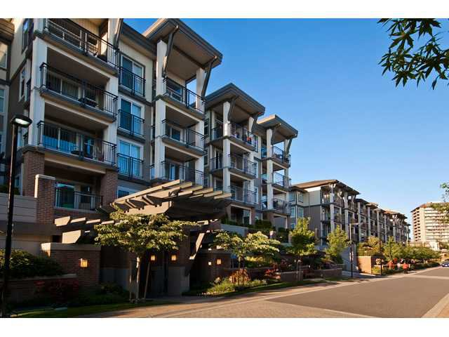 Main Photo: # 402 4799 BRENTWOOD DR in Burnaby: Brentwood Park Condo for sale (Burnaby North)  : MLS®# V891882