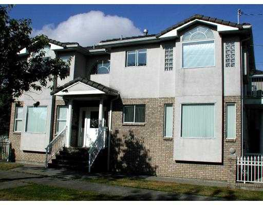 Main Photo: 1081 GARDEN Drive in Vancouver: Grandview VE House for sale (Vancouver East)  : MLS®# V606070