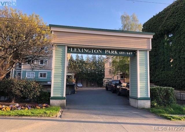 Main Photo: 302 649 Bay St in VICTORIA: Vi Downtown Condo Apartment for sale (Victoria)  : MLS®# 827838