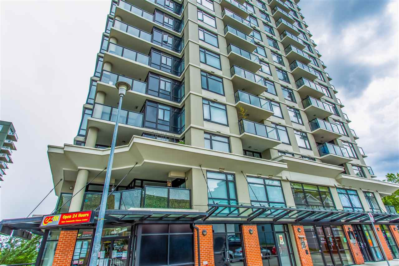 """Main Photo: 209 610 VICTORIA Street in New Westminster: Downtown NW Condo for sale in """"The Point"""" : MLS®# R2466934"""