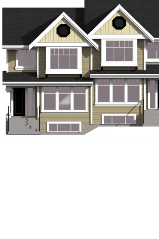 Main Photo: 4 3379 Darwin Avenue in THE BRAE ~ PHASE II: Home for sale : MLS®#  V955657