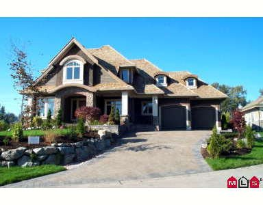 Main Photo: Morgan Creek - 3753 159A ST in Surrey: House for sale : MLS®# Morgan Creek