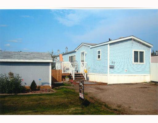 "Main Photo: 67 8420 ALASKA Road in Fort_St._John: Fort St. John - City SE Manufactured Home for sale in ""PEACE COUNTRY PARK"" (Fort St. John (Zone 60))  : MLS®# N175600"