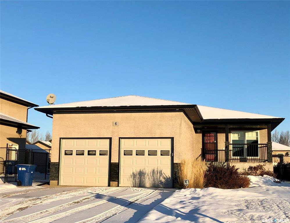 Main Photo: 6 Churchill Crescent in White City: Residential for sale : MLS®# SK779763
