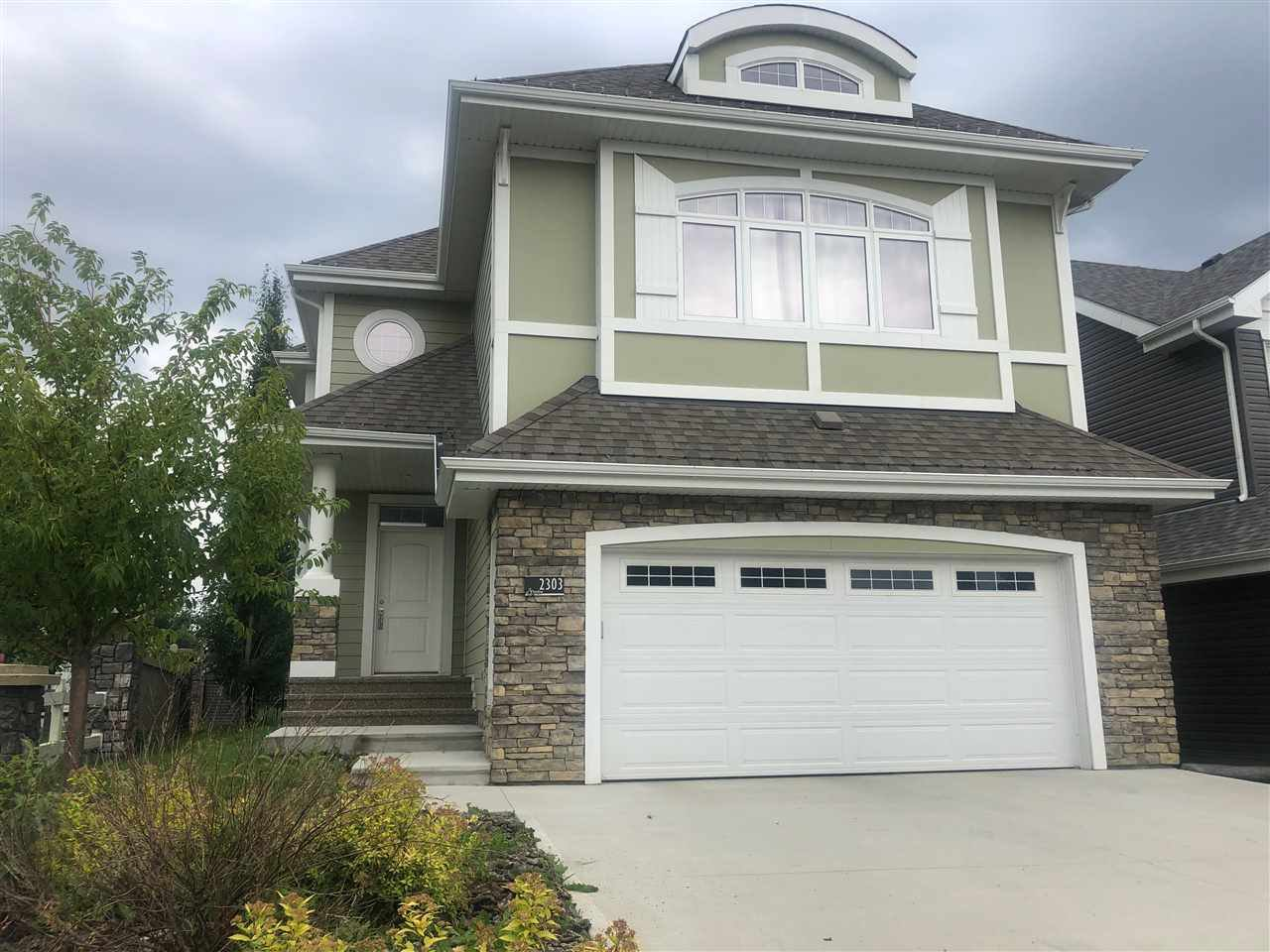 Main Photo: 2303 SPARROW Crescent in Edmonton: Zone 59 House for sale : MLS®# E4170071