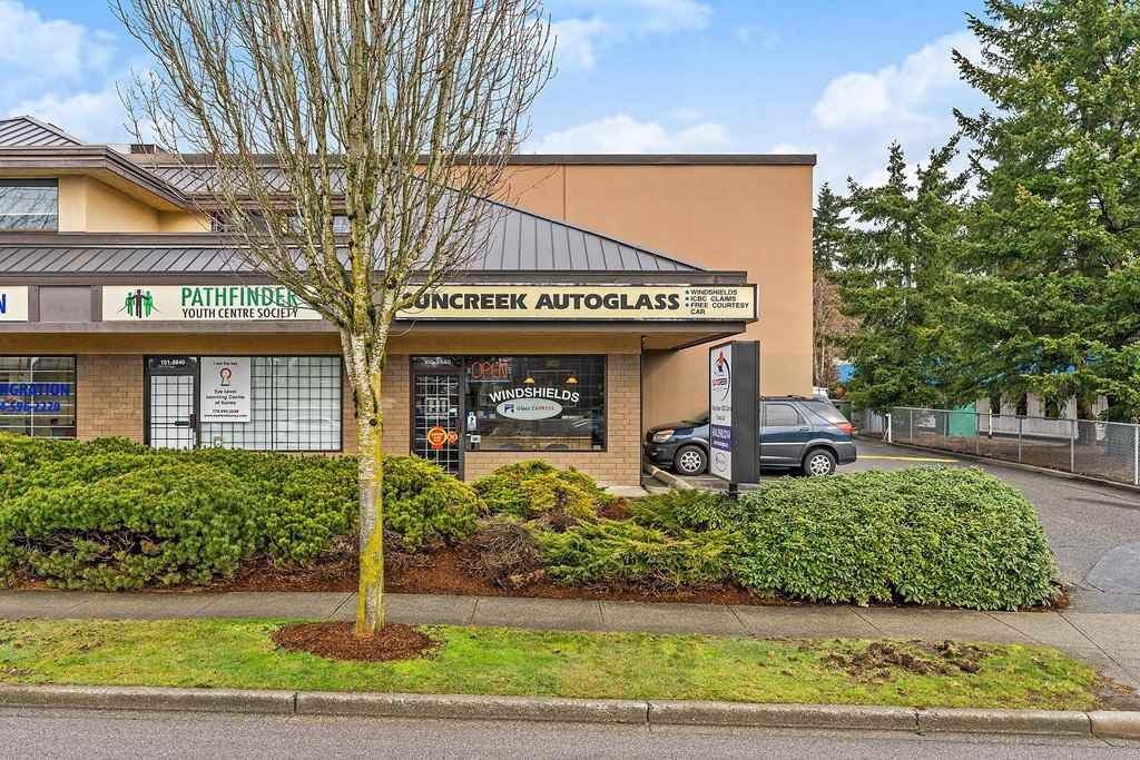 Main Photo: 100 6840 KING GEORGE Boulevard in Surrey: East Newton Business for sale : MLS®# C8030916
