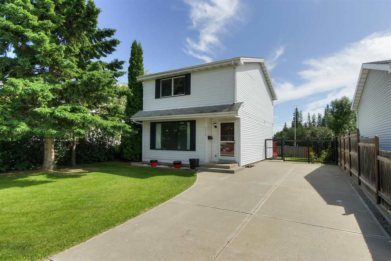 Main Photo: 4923 34A Avenue in Edmonton: Zone 29 House for sale : MLS®# E4207402