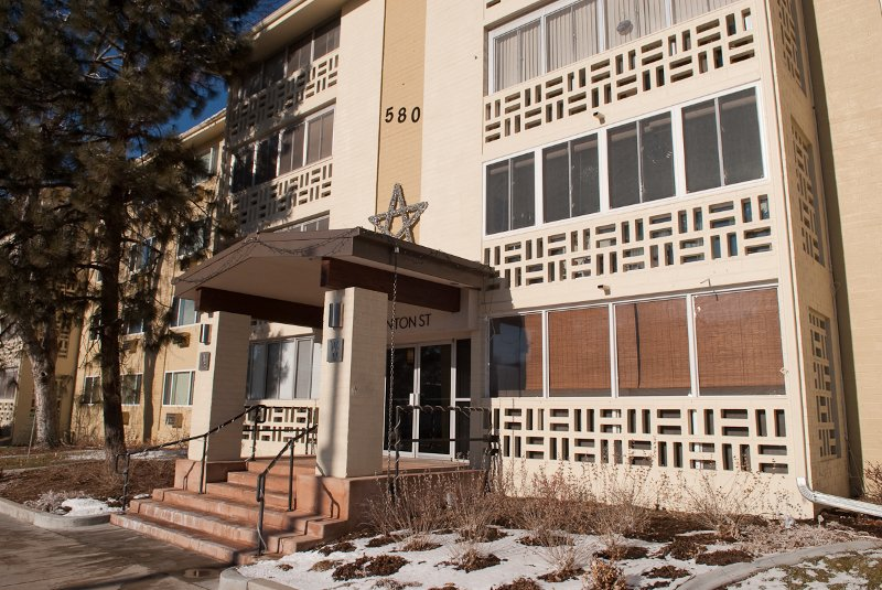 Main Photo: 580 S. Clinton Street in Denver: Residential Attached for sale : MLS®# 807669