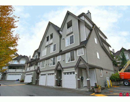 "Main Photo: 52 15355 26TH Avenue in Surrey: King George Corridor Townhouse for sale in ""SOUTHWIND"" (South Surrey White Rock)  : MLS®# F2924949"