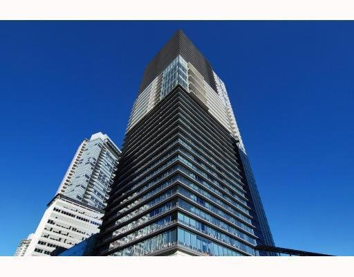 Main Photo: # 2906 1011 W CORDOVA ST in Vancouver: Condo for sale : MLS®# V811000