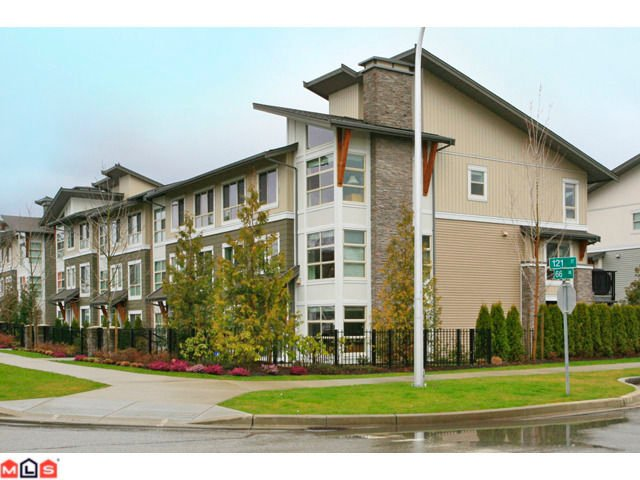 "Main Photo: # 17 6671 121ST ST in Surrey: West Newton Townhouse  in ""Salus"" : MLS®# F1107663"