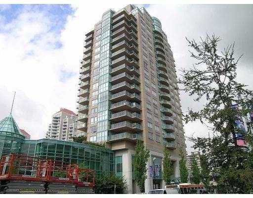 "Main Photo: 1303 612 6TH Street in New_Westminster: Uptown NW Condo for sale in ""THE WOODWARD"" (New Westminster)  : MLS®# V659240"