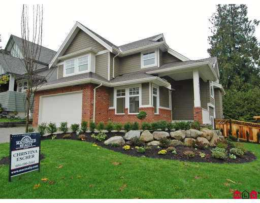 "Photo 1: Photos: 16571 BELL Road in Surrey: Cloverdale BC House for sale in ""Bell Ridge Estates"" (Cloverdale)  : MLS®# F2722287"