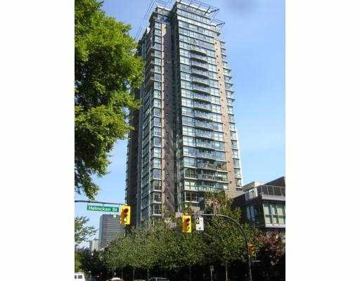 "Main Photo: 802 1068 HORNBY Street in Vancouver: Downtown VW Condo for sale in ""THE CANADIAN"" (Vancouver West)  : MLS®# V692311"