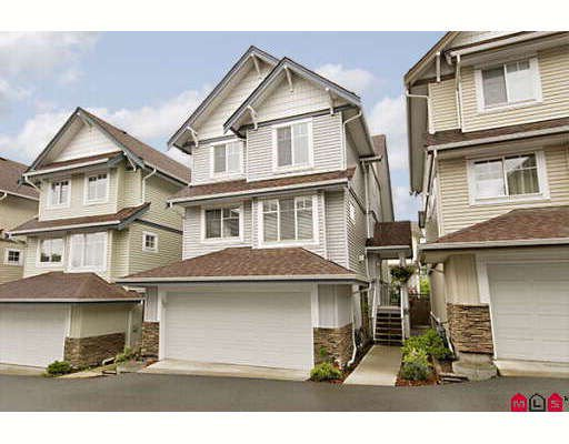 """Main Photo: 12 20582 67TH Avenue in Langley: Willoughby Heights Townhouse for sale in """"Bakerview Estates"""" : MLS®# F2817018"""