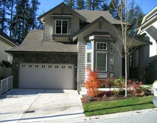 """Photo 1: Photos: 500 FOREST PARK Way in Port Moody: Heritage Woods PM House for sale in """"FOREST EDGE"""" : MLS®# V619682"""
