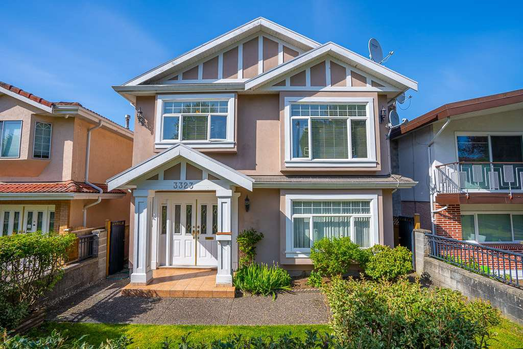 Main Photo: 3323 E 23RD Avenue in Vancouver: Renfrew Heights House for sale (Vancouver East)  : MLS®# R2390260