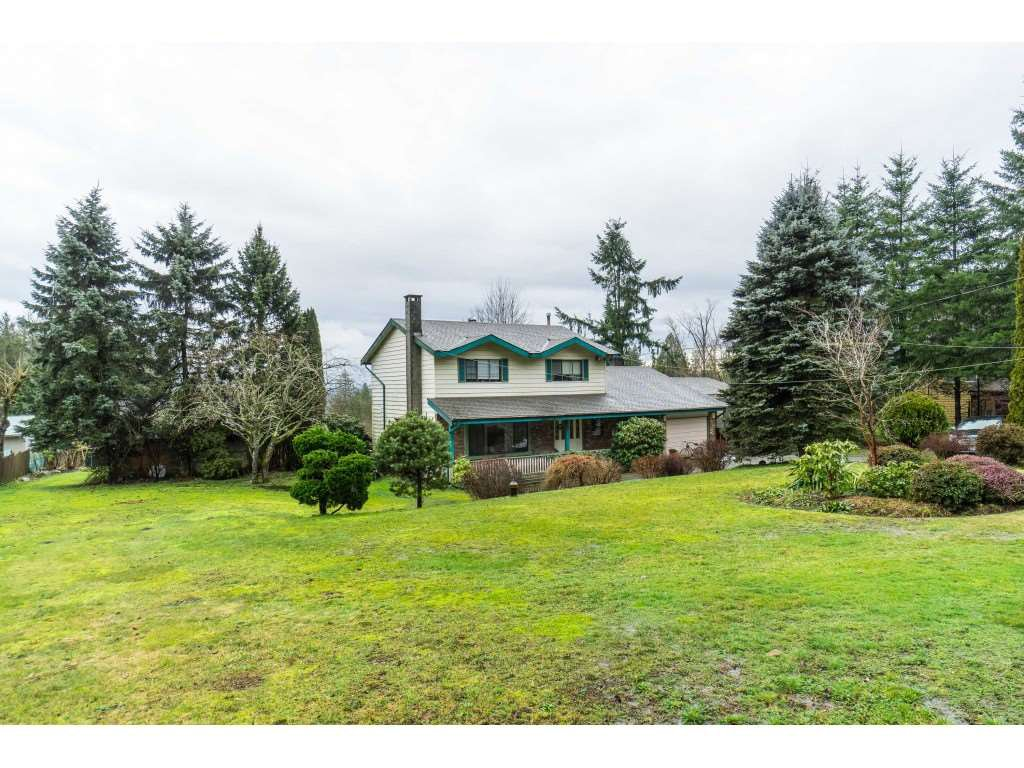 """Main Photo: 26540 100 Avenue in Maple Ridge: Thornhill MR House for sale in """"THORNHILL"""" : MLS®# R2430309"""
