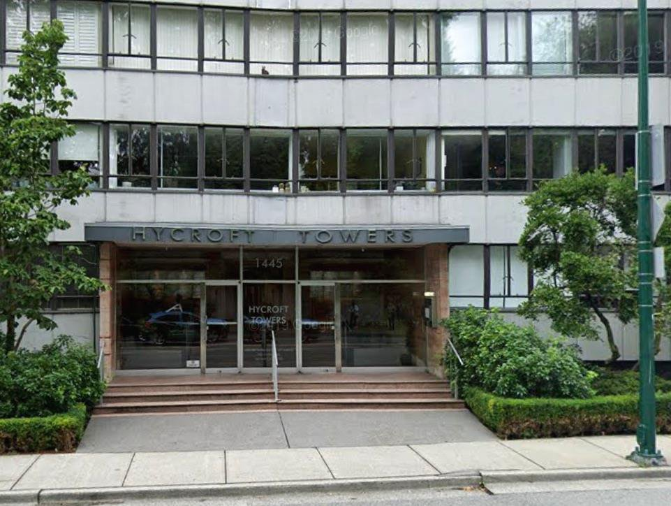 """Main Photo: 816 1445 MARPOLE Avenue in Vancouver: Fairview VW Condo for sale in """"HYCROFT TOWERS"""" (Vancouver West)  : MLS®# R2439421"""