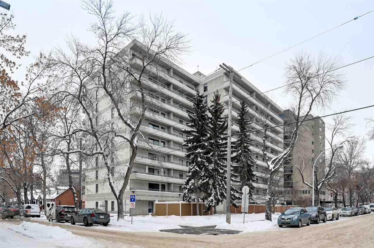 Main Photo: 202 10175 114 Street in Edmonton: Zone 12 Condo for sale : MLS®# E4192498