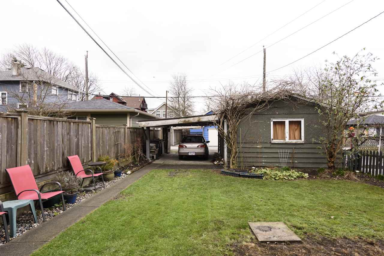 Photo 19: Photos: 125 E 22ND AVENUE in Vancouver: Main House for sale (Vancouver East)  : MLS®# R2436701