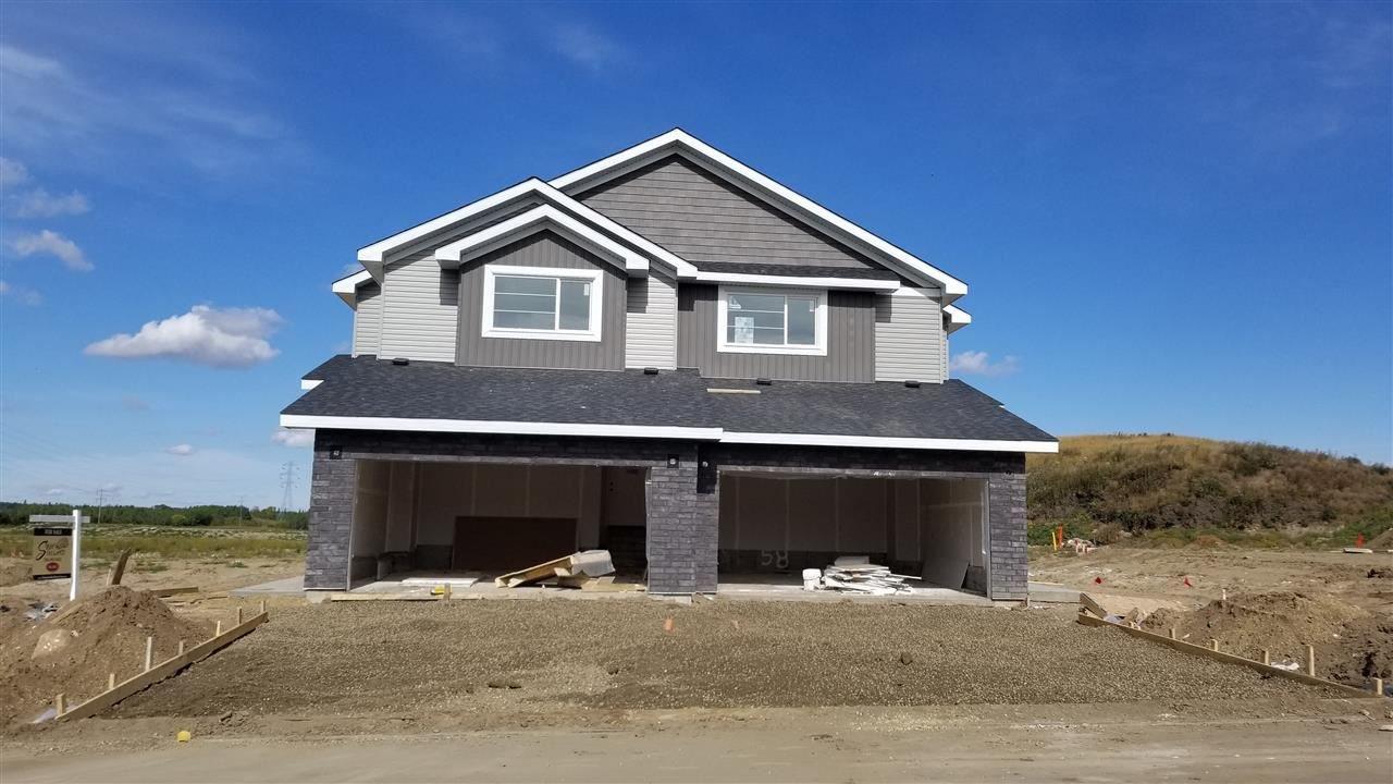 Main Photo: : Fort Saskatchewan House Half Duplex for sale : MLS®# E4198149