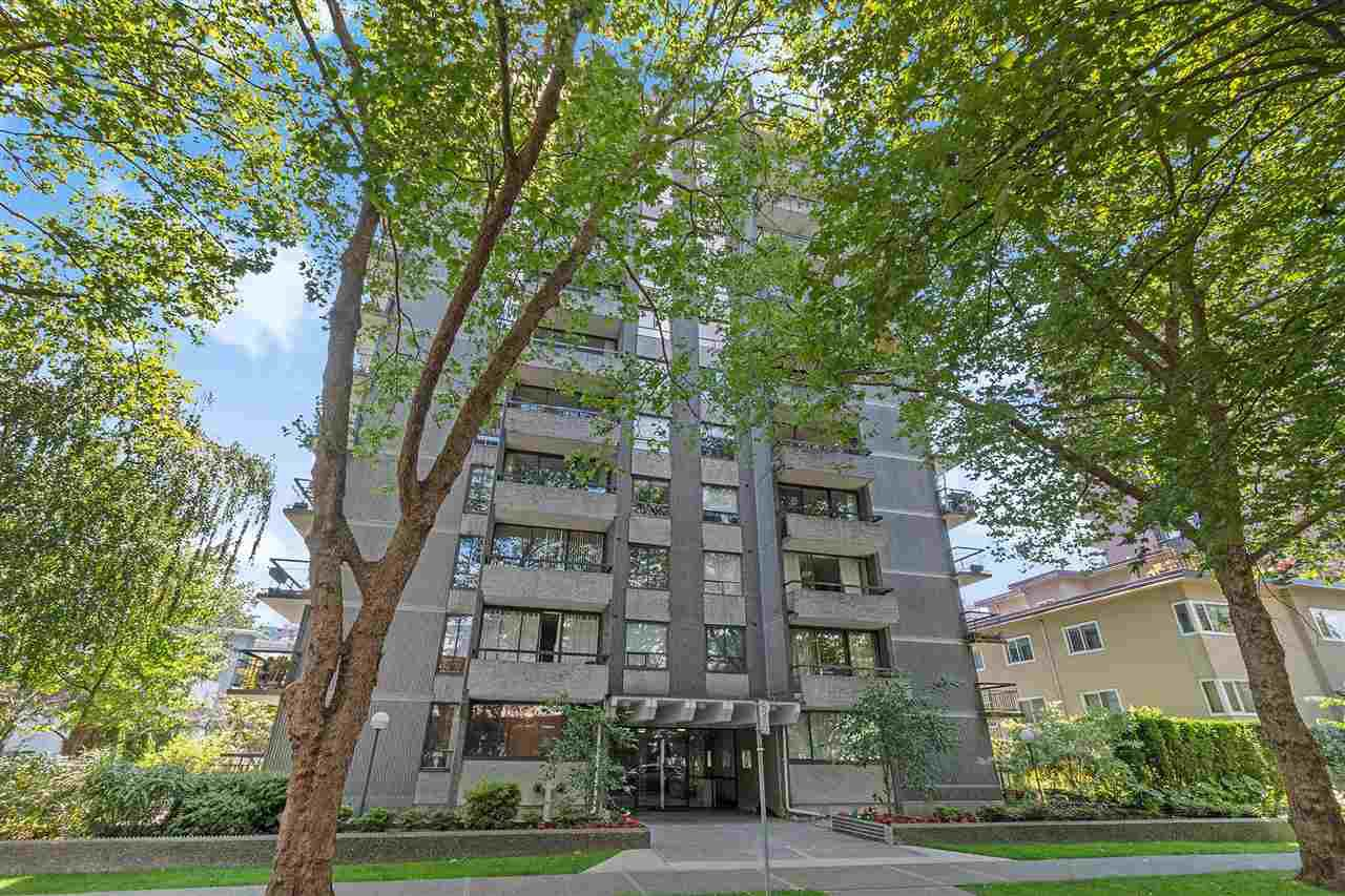 "Main Photo: 201 1720 BARCLAY Street in Vancouver: West End VW Condo for sale in ""LANCASTER GATE"" (Vancouver West)  : MLS®# R2475383"