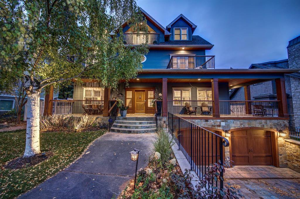 Main Photo: 4615 Coronation Drive SW in Calgary: Britannia Detached for sale : MLS®# A1042591