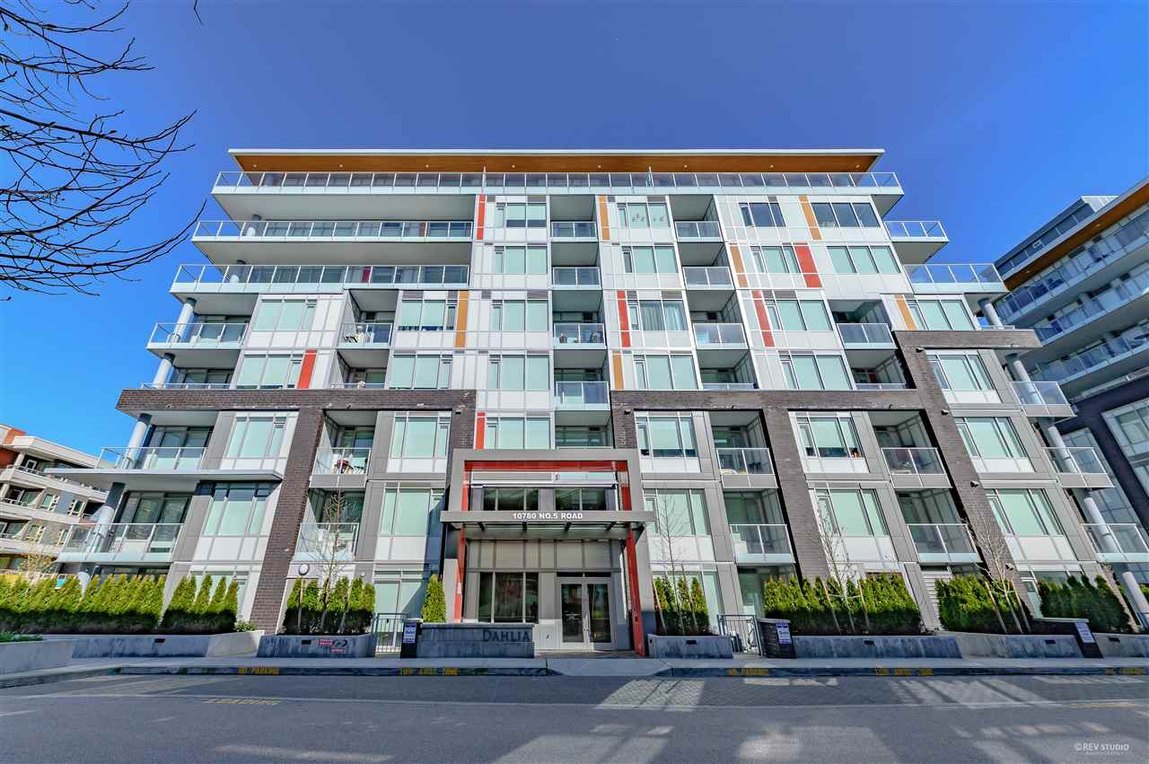 """Main Photo: 706 10780 NO. 5 Road in Richmond: Ironwood Condo for sale in """"DAHLIA AT THE GARDENS"""" : MLS®# R2510335"""