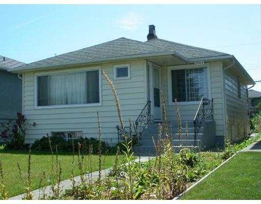 Main Photo: 2964 CHARLES Street in Vancouver: Renfrew VE House for sale (Vancouver East)  : MLS®# V660959