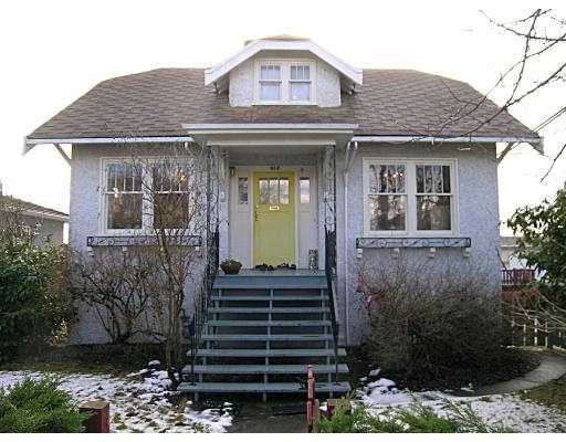 Main Photo: 678 E 58TH Avenue in Vancouver: South Vancouver House for sale (Vancouver East)  : MLS®# V685737