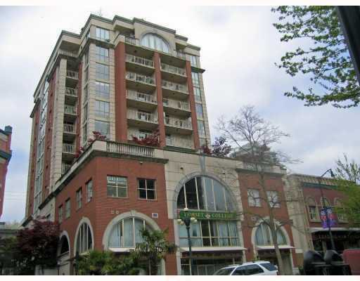 """Main Photo: 1003 680 CLARKSON Street in New_Westminster: Downtown NW Condo for sale in """"THE CLARKSON"""" (New Westminster)  : MLS®# V713144"""