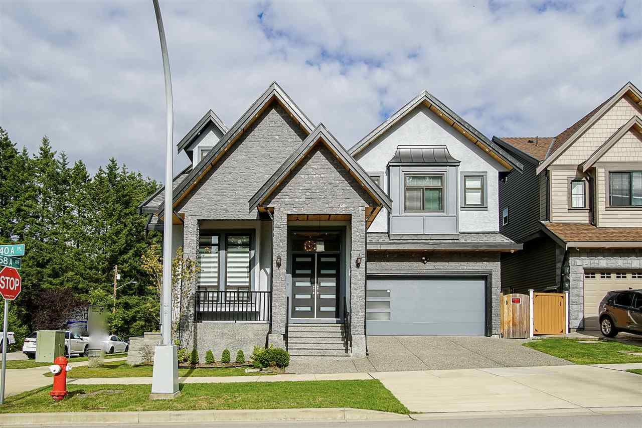 Main Photo: 5846 140A Place in Surrey: Sullivan Station House for sale : MLS®# R2388163