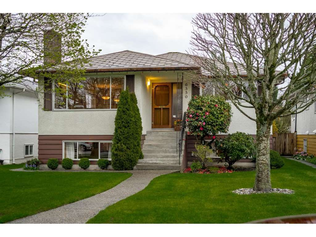 Main Photo: 6550 LANCASTER STREET in : Killarney VE House for sale (Vancouver East)  : MLS®# R2362647