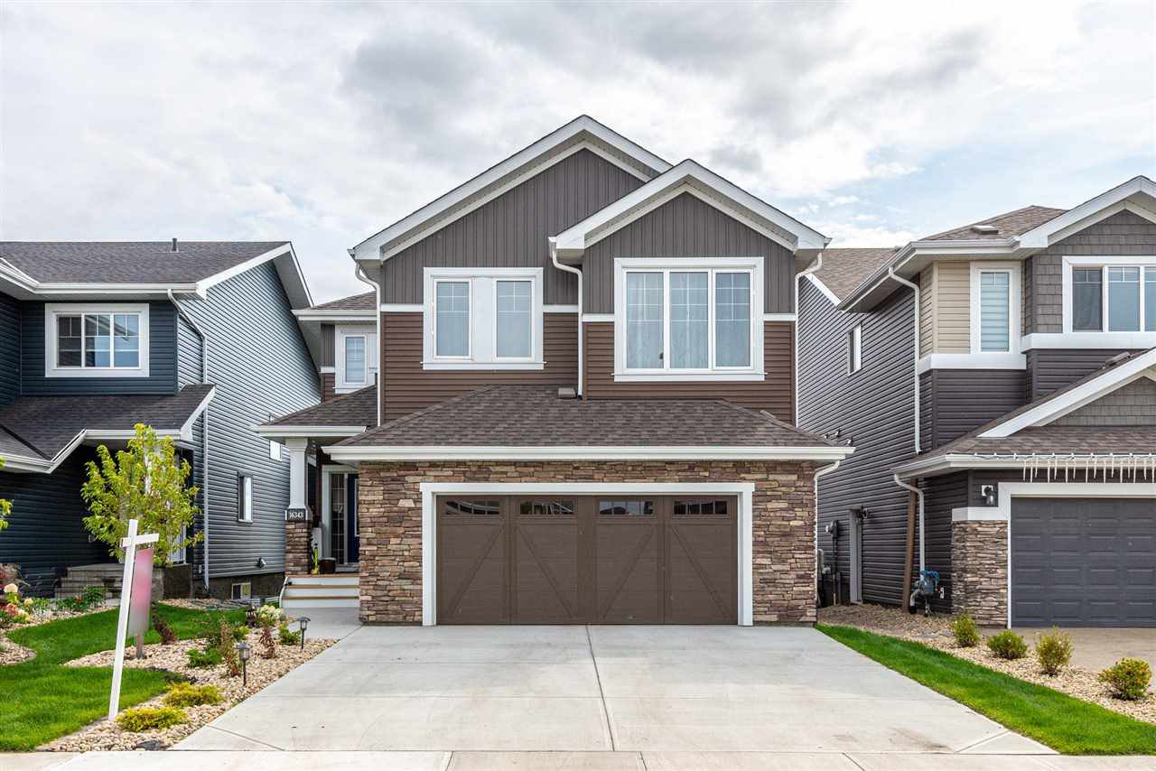 Main Photo: 16343 18 Avenue in Edmonton: Zone 56 House for sale : MLS®# E4171490