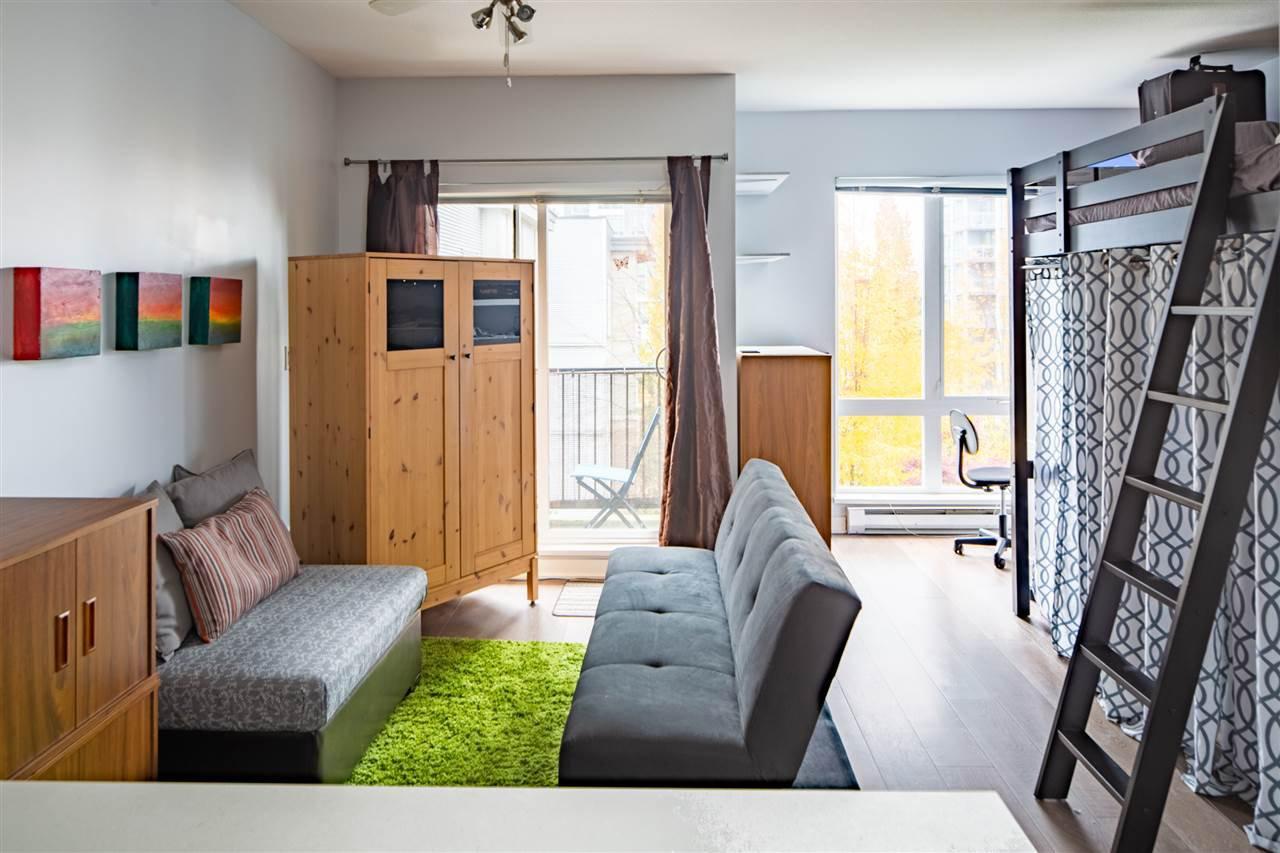 """Main Photo: 421 13321 102A Avenue in Surrey: Whalley Condo for sale in """"Agenda"""" (North Surrey)  : MLS®# R2414700"""