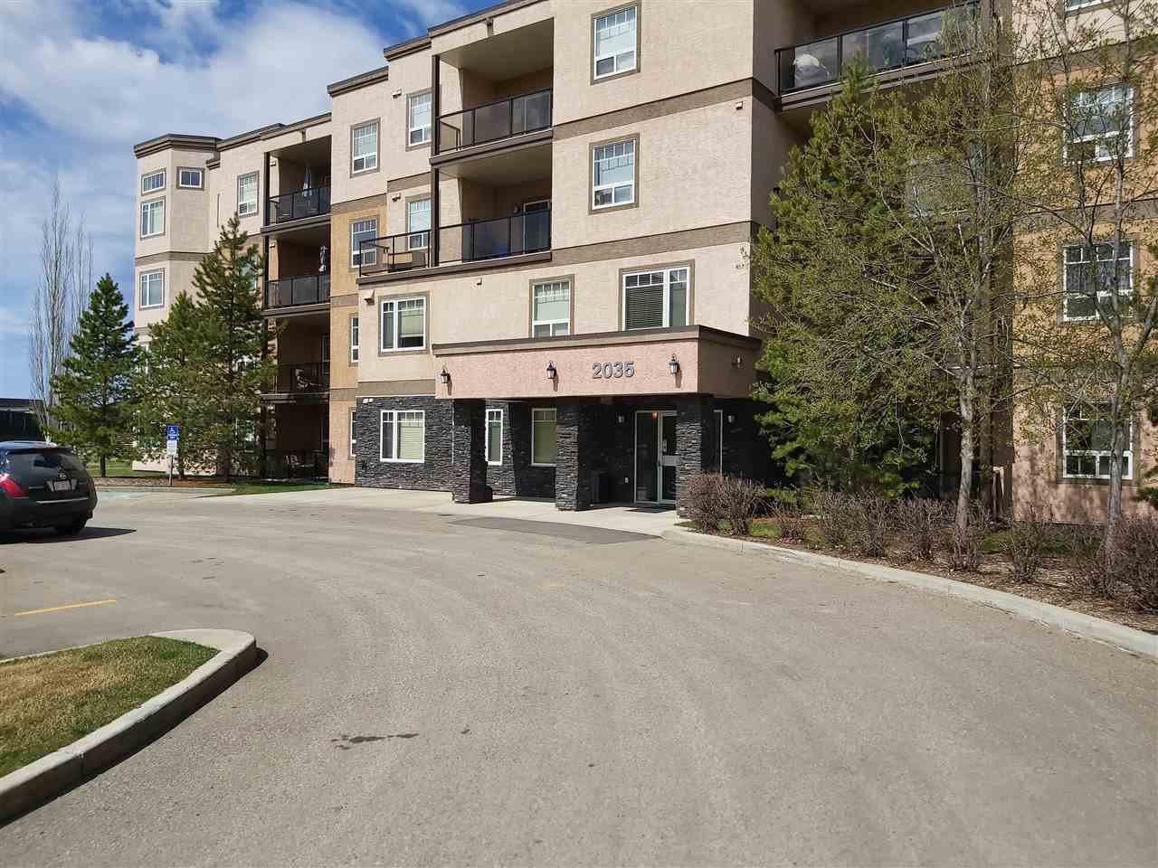 Main Photo: 306 2035 GRANTHAM Court in Edmonton: Zone 58 Condo for sale : MLS®# E4189247