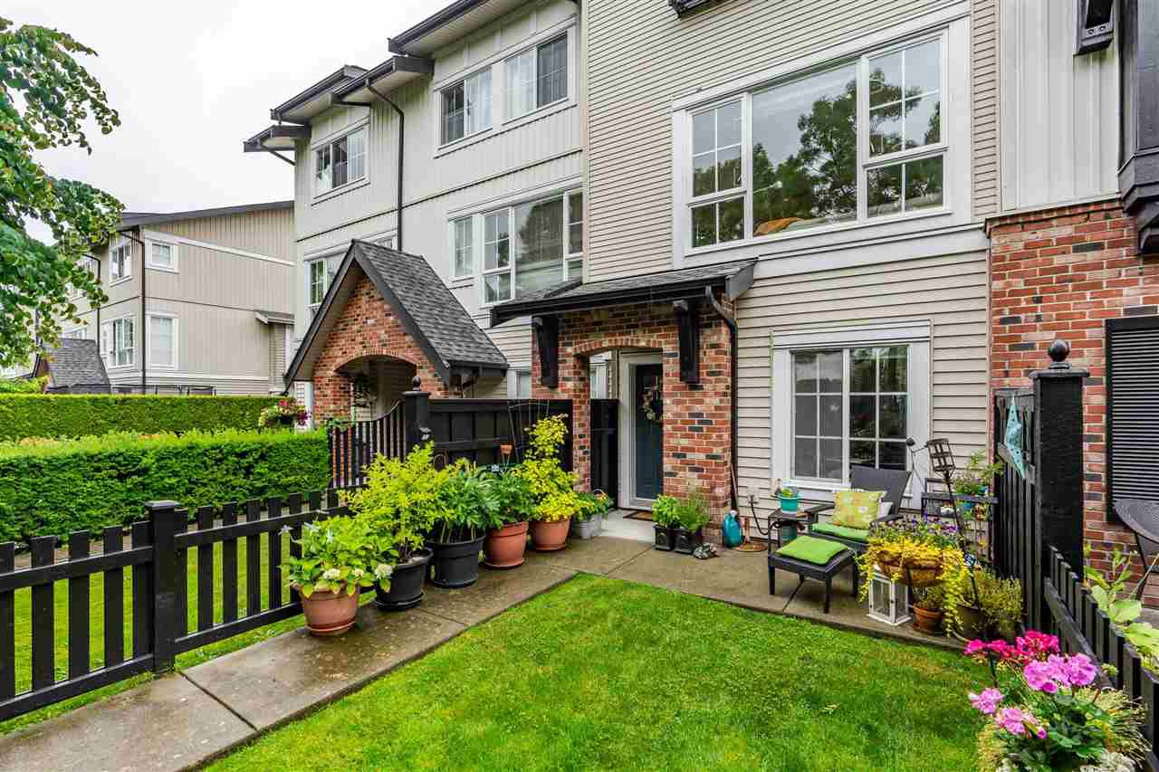 """Main Photo: 22 2450 161A Street in Surrey: Grandview Surrey Townhouse for sale in """"Glenmore"""" (South Surrey White Rock)  : MLS®# R2472218"""