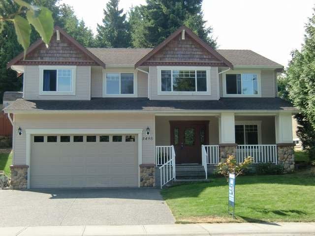 Main Photo: 5495 VENTURA DRIVE in NANAIMO: North Nanaimo ResidentialProperty for sale (Nanaimo)  : MLS®# 322618