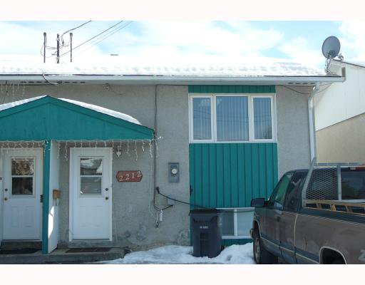 "Main Photo: 2212 VICTORIA Street in Prince_George: Central 1/2 Duplex for sale in ""CITY CENTRAL"" (PG City Central (Zone 72))  : MLS®# N179914"