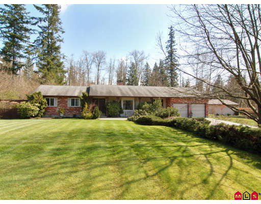 Main Photo: 7746 227TH in Langley: Fort Langley House for sale : MLS®# F2808674