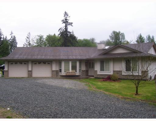 Main Photo: 26781 112TH Avenue in Maple_Ridge: Thornhill House for sale (Maple Ridge)  : MLS®# V710655