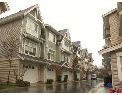 "Main Photo: 14 6450 199TH Street in Langley: Willoughby Heights Townhouse for sale in ""LOGANS LANDING"" : MLS®# F2702203"