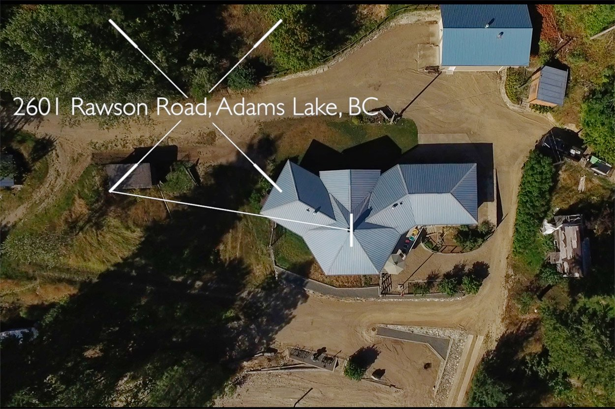 Photo 2: Photos: 2601 Rawson Road in Adams Lake: House for sale : MLS®# 10201928